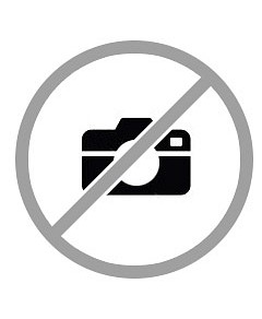 9ct 2-Colour Gold Patterned Heart Pendant on Trace Chain Necklace 46cm