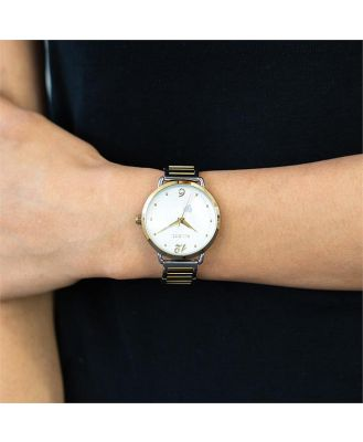 Ellis & Co 'Milana' Two Tone Women's Watch
