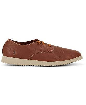 The Everyday Laceup M Cognac Leather