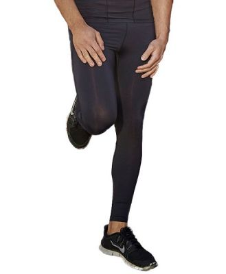 Bayse Compression Mens Training Pants - Black