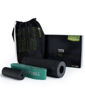 Blackroll Running Box - Runner Training & Recovery Set