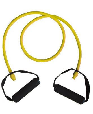 Body Concept Resistance Tube With Handles - Light