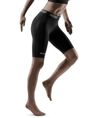 CEP Compression Womens Base Shorts - Black