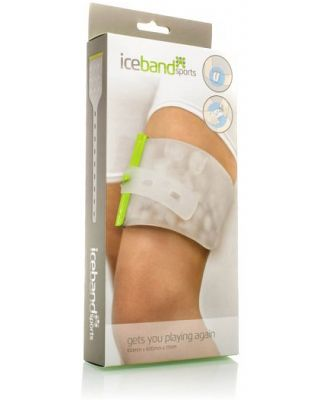 IceBandsports Sports Injury Pain Relief Ice Pack Band - 10 Pack