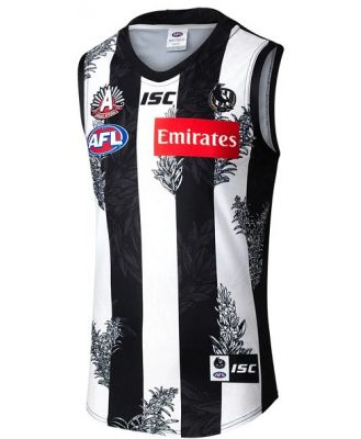 ISC Collingwood Magpies Anzac Day Kids Guernsey 2020