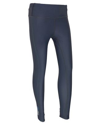 o2fit Womens High Waist Compression Tights - Grey