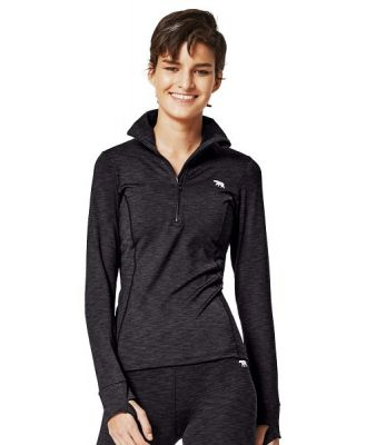 Running Bare Take It To The Streets Womens Training Jacket