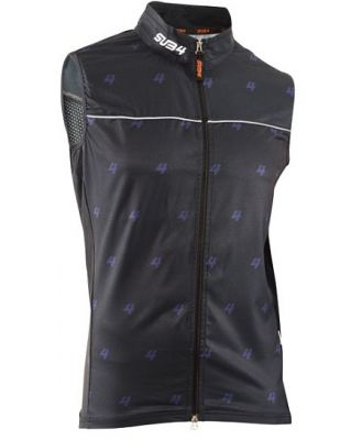 Sub4 Sector Mens Cycling Gilet/Vest - Navy