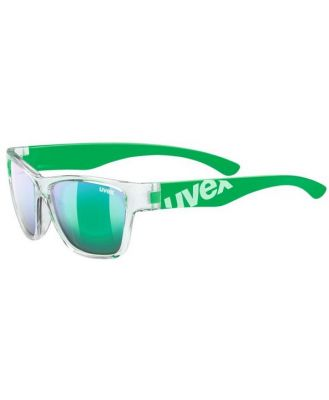 UVEX Sportstyle 508 Kids Sunglasses - Green