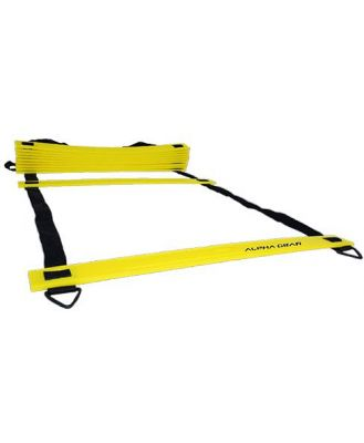 Alpha Gear 4 Metre Agility Ladder + Carry Bag