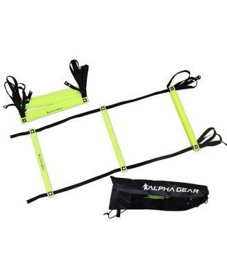 Alpha Gear Twin Pk of 2 metre ladders in carry bag