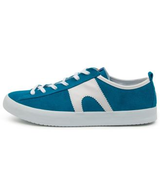 Camper Imar 518 M Cm Blue White Sneakers Mens Shoes Casual Casual Sneakers