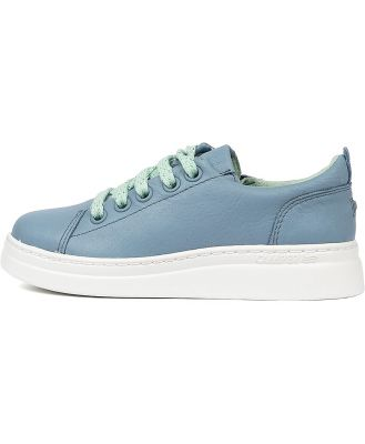 Camper Runner Up Kids Blue Shoes Girls Shoes Casual Flat Shoes