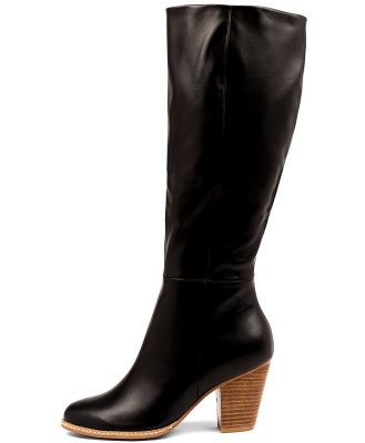 I Love Billy Cartel Black Boots Womens Shoes Casual Long Boots