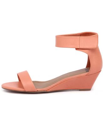 Mollini Marsy Orange Sandals Womens Shoes Dress Heeled Sandals