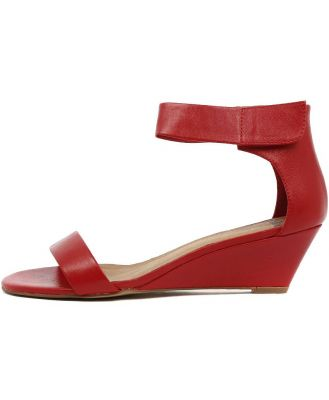 Mollini Marsy Red Sandals Womens Shoes Dress Heeled Sandals