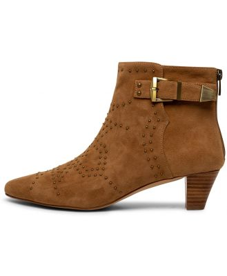 Mollini Torrey Hazel Boots Womens Shoes Casual Ankle Boots
