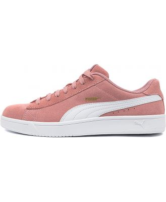 Puma 367366 Court Breakr Derby W Pm Rose White Gold Sneakers Womens Shoes Casual Casual Sneakers
