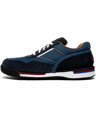 Rockport Walking Classic Ltd Navy Sneakers Mens Shoes Comfort Casual Sneakers