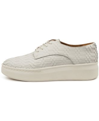 Rollie Derby City I Rl White Geo Sneakers Womens Shoes Casual Casual Sneakers