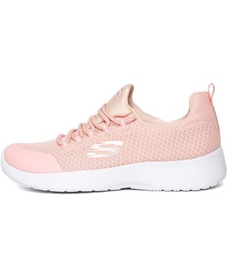 Skechers 810017 L Dynamight Light Pink Sneakers Girls Shoes Casual Casual Sneakers