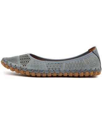 Stegmann Kollap Jeans Shoes Womens Shoes Casual Flat Shoes