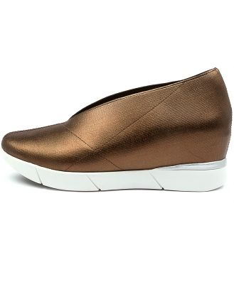 Top End Dimple To Bronze Shoes Womens Shoes Casual Flat Shoes
