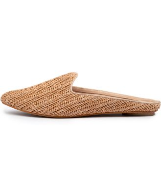 Top End Reynold Natural Shoes Womens Shoes Casual Flat Shoes