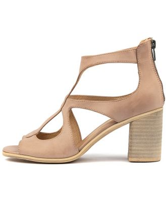 Top End Winfolm Cafe Sandals Womens Shoes Casual Heeled Sandals
