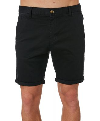 Academy Brand Hayman Mens Short Black