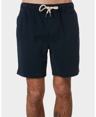 Academy Brand Volley Mens Short Navy Navy