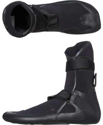 Adelio Deluxe 3Mm Wetsuit Booties Black