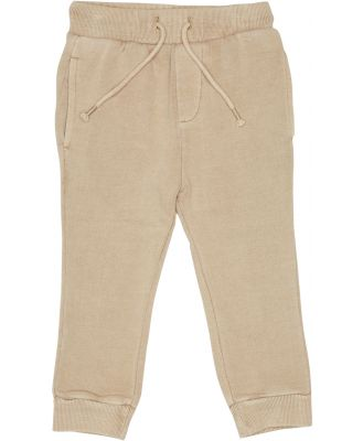 Animal Crackers Stand Out Pant - Kids Tan Tan