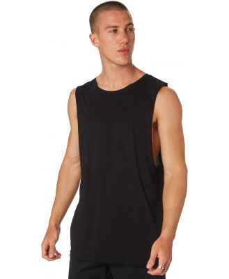 As Colour Barnard Mens Tank Black