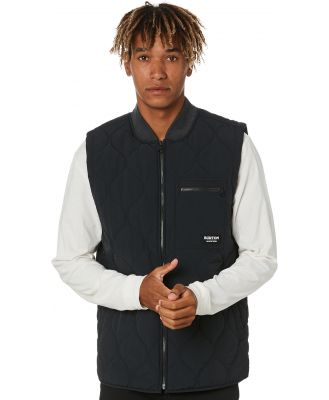 Burton Mallet Vest True Black