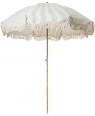 Business And Pleasure Co Premium Beach Umbrella Laurens Sage Laurens Sage