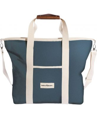 Business And Pleasure Co The Cooler Tote Atlantic Blue