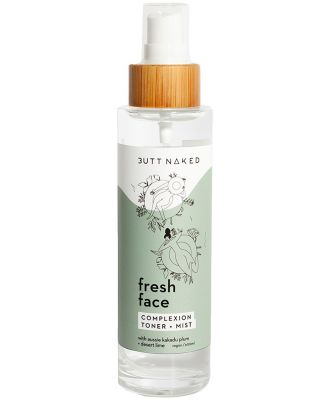 Butt Naked Body Fresh Face Complexion Toner + Mist Natural