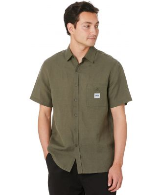 Depactus Kali Ss Shirt Hemp Green