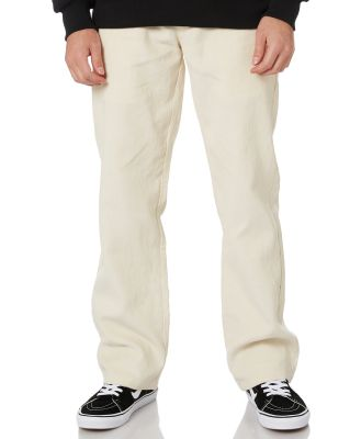 Dickies Sonora Cord Slim Straight Mens Pant Bone Bone
