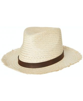 Fallenbrokenstreet The Bromley Straw Hat Natural
