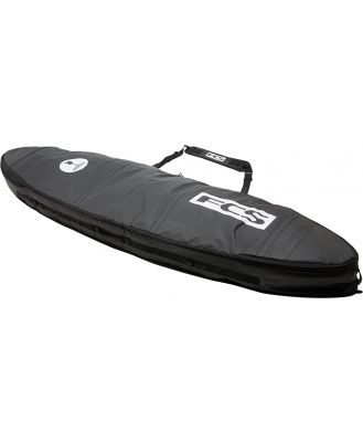 Fcs 6Ft7 Travel 2 All Purpose Board Cover Black Grey