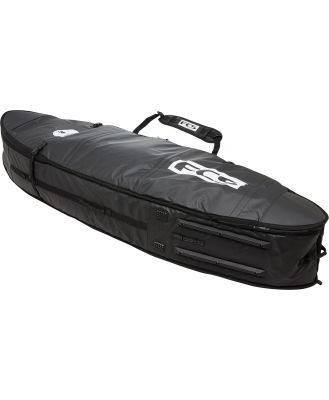 Fcs 6Ft7 Travel 4 All Purpose Board Cover Black Grey