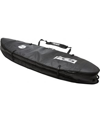Fcs 7Ft Travel 3 All Purpose Board Cover Black Grey
