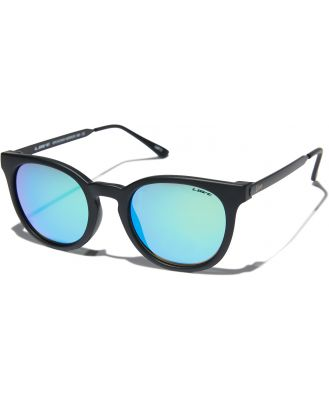 Liive Vision Broadway Mirror Sunglasses Matte Black