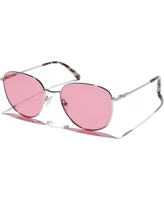 Local Supply Bay Sunglasses Polished Silver