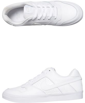 Nike Sb Delta Force Vulc Shoe White White