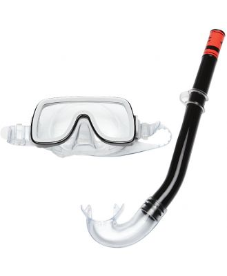 Ocean And Earth Kids Free Dive Mask Black