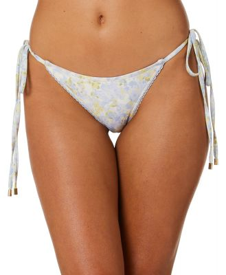 Peony Swimwear Forget Me Not String Pant Forget Me Not