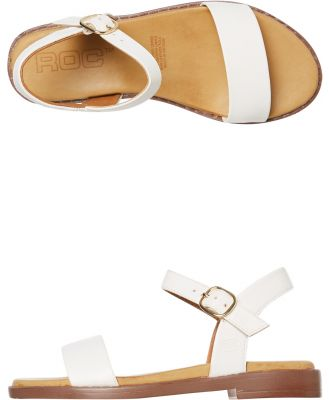 Roc Boots Australia Kristy Girls Sandal - Youth White
